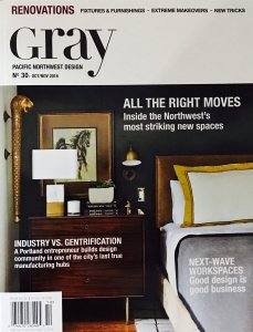Lake Oswego Five Star Painting Gray Magazine